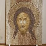 kristus, mozaika