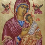 Presvätá Bohorodička, Matka ustavičnej pomoci