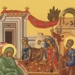 Narodenie Presvätej Bohorodičky