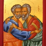 sv. Peter a sv. Andrej