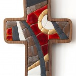 mozaikový kríž