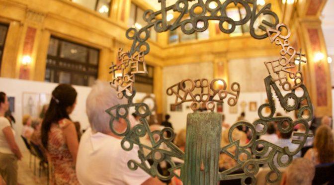 FOTO: Vernisáž výstavy Odtiene milosrdenstva II