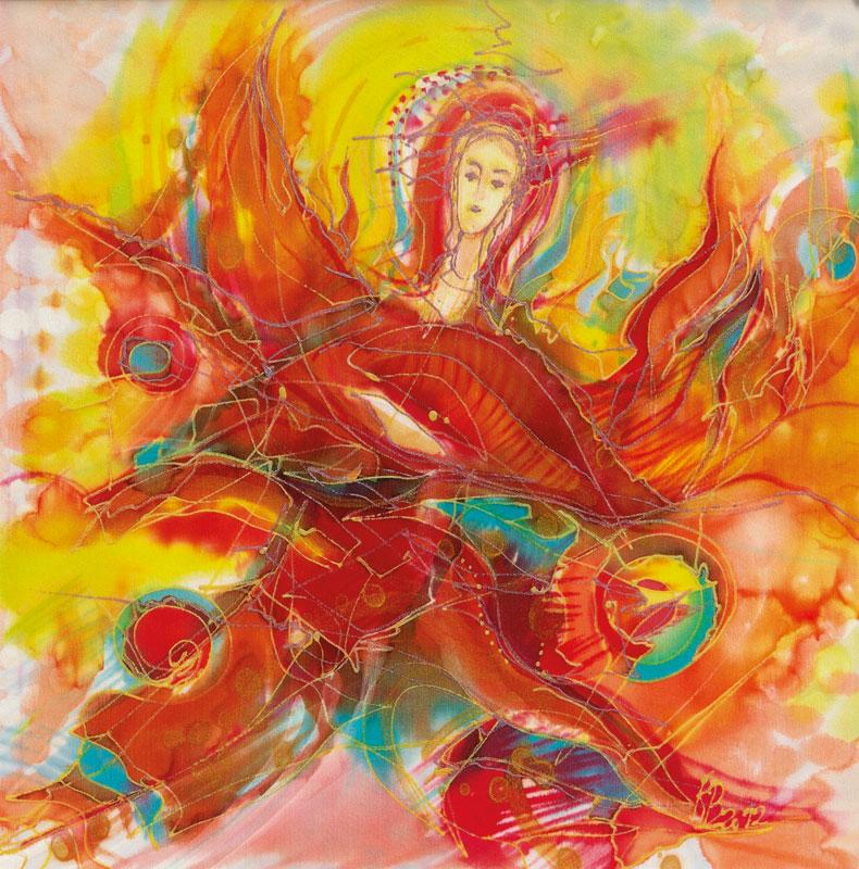 anjel, sakralne umenie