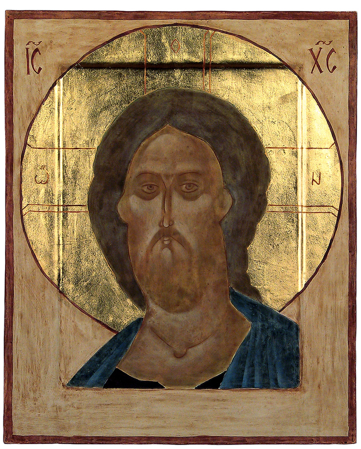 kristus, ikona