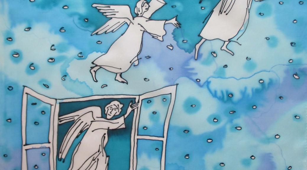 malovany hodvab, Botekova