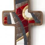 keramický kríž