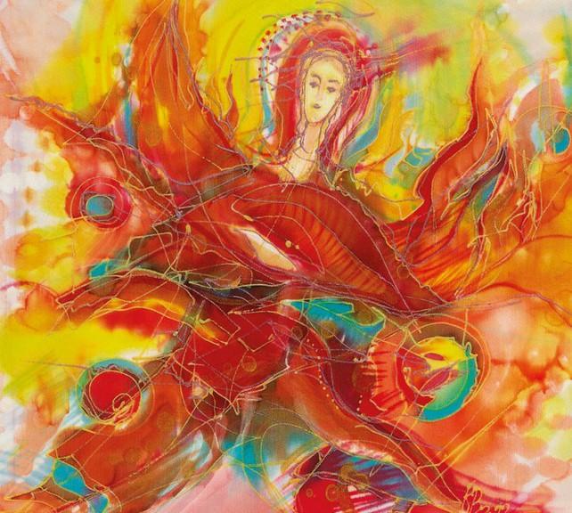 Anjel, Katarina Bohmova