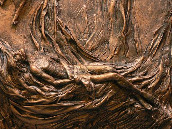 bozi-hrob-detail, marian kralik