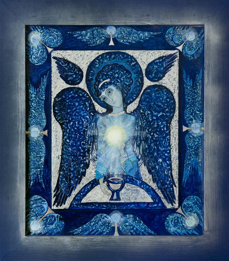 Darina Gladišová, anjjel, sakrálne umenie