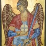 Archanjel Michal, kresťanské umenie