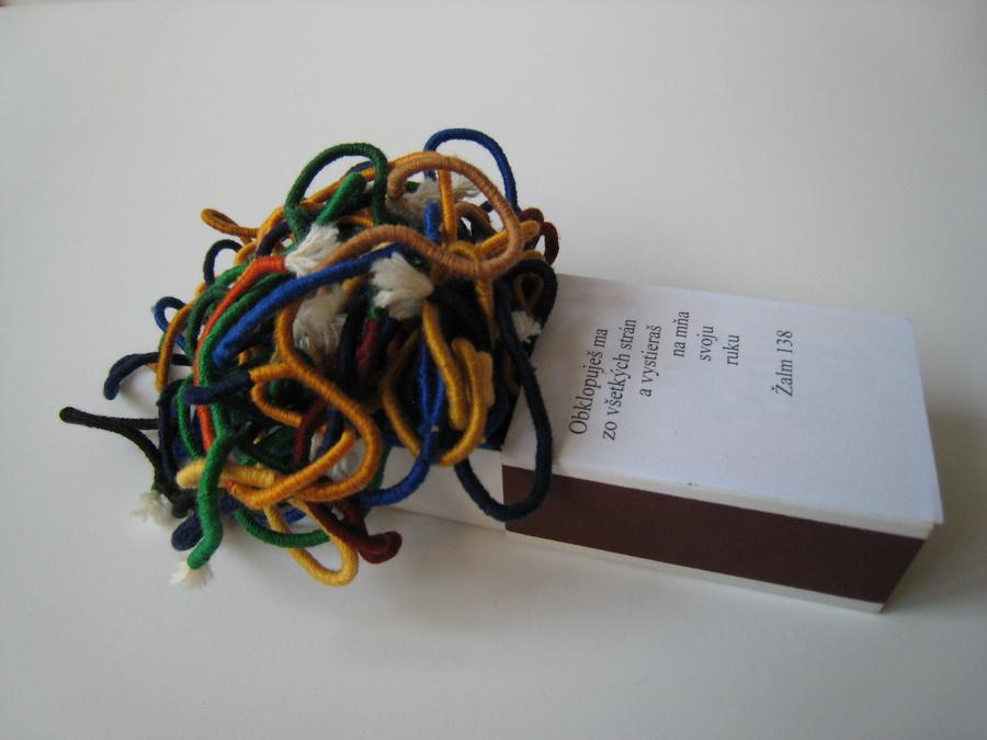 Sakralne umenie, kombinovane techniky