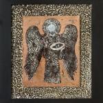 Darina Gladišová, Ján Krstiteľ, kresťanské umenie