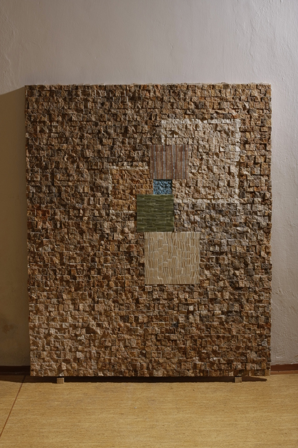 abstraktne umenie, mozaika