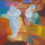 pastel, prorok, botek