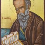 sv. Ján Bohoslov, apoštol a evanjelista