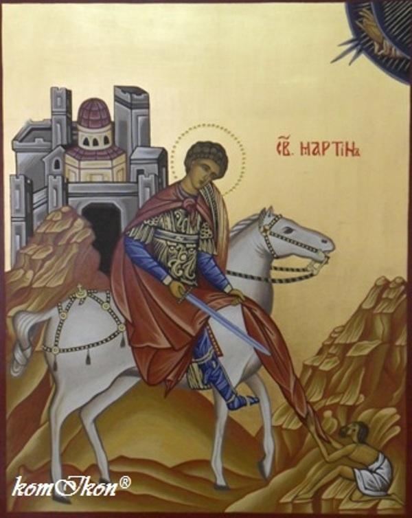 Sv. Martin z Tourse