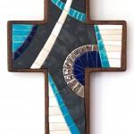 kríž na stenu