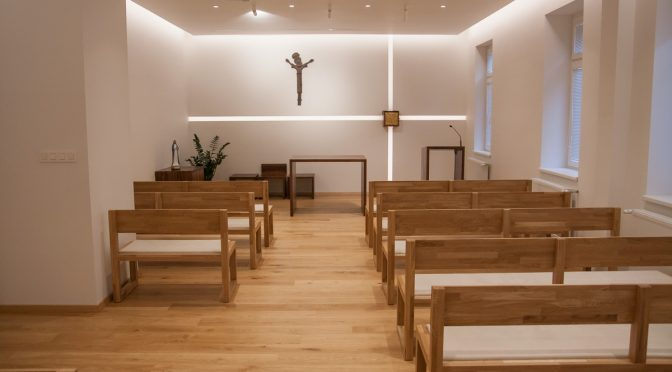 Kaplnka Svetla – Pápežské misijne diela